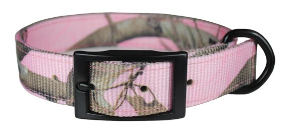 Realtree APC Pink Dog Collars