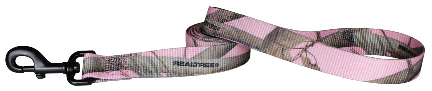 Realtree Pink Camo Dog Leash