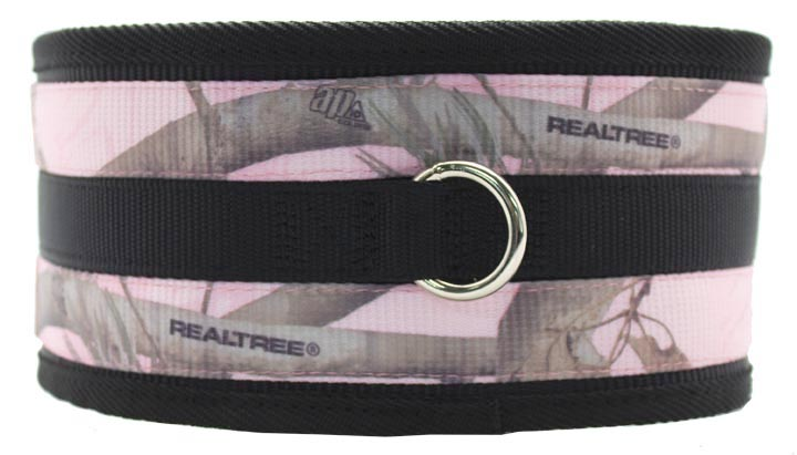 Realtree APC Pink Dog Colar Wide